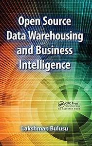 Open Source Data Warehousing and Business Intelligence (Hardcover)-cover