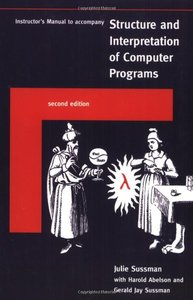 Instructor's Manual t/a Structure and Interpretation of Computer Programs, 2/e (paperback)