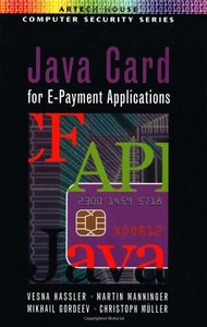 Java Card for E-Payment Applications (Hardcover)