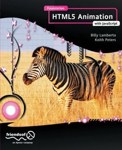 Foundation HTML5 Animation with JavaScript (Paperback)-cover