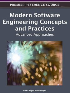Modern Software Engineering Concepts and Practices: Advanced Approaches (Hardcover)