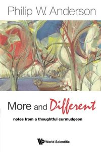 More and Different: Notes from a Thoughtful Curmudgeon (Paperback)-cover