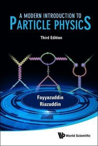 A Modern Introduction To Particle Physics , 3/e (Hardcover)-cover