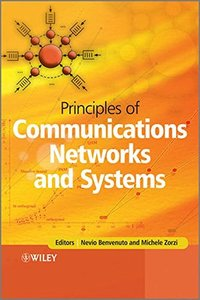 Principles of Communications Networks and Systems (Hardcover)-cover