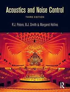 Acoustics and Noise Control, 3/e (Paperback)-cover
