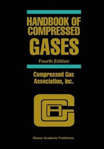 Handbook of Compressed Gases, 4/e (Hardcover)-cover