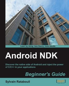 Android NDK Beginner's Guide (Paperback)-cover