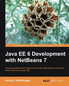 Java EE 6 Development with NetBeans 7-cover