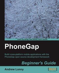 PhoneGap Beginner's Guide (Paperback)-cover