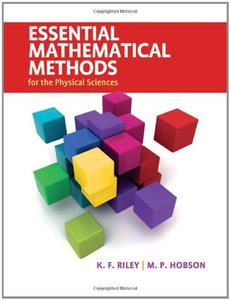 Essential Mathematical Methods for the Physical Sciences (Hardcover)-cover