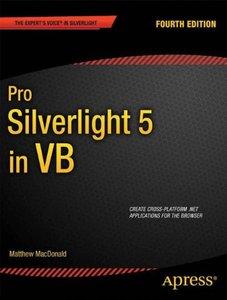 Pro Silverlight 5 in VB, 4/e (Paperback)-cover