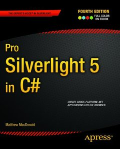 Pro Silverlight 5 in C#, 4/e (Paperback)-cover