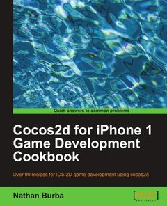Cocos2d for iPhone 1 Game Development Cookbook (Paperback)-cover