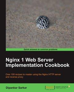 Nginx 1 Web Server Implementation Cookbook (Paperback)