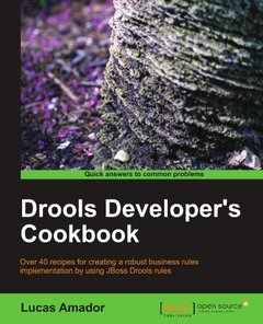 Drools Developer's Cookbook (Paperback)-cover