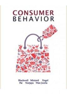 Consumer Behavior (Paperback)-cover