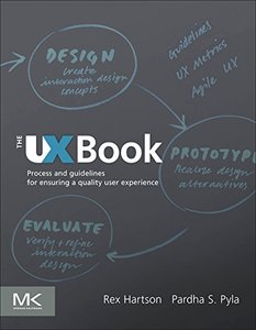 The UX Book: Process and Guidelines for Ensuring a Quality User Experience (Hardcover)-cover