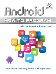 Android: How to Program (Paperback)-cover