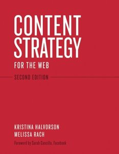 Content Strategy for the Web, 2/e (Paperback)-cover