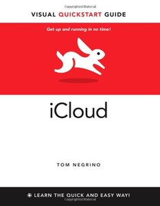 iCloud: Visual QuickStart Guide (Paperback)-cover