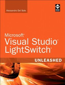 Microsoft Visual Studio LightSwitch Unleashed (Paperback)-cover