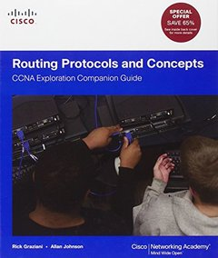 Routing Protocols and Concepts: CCNA Exploration Companion Guide (Hardcover)-cover