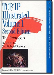 TCP/IP Illustrated, Volume 1 : The Protocols, 2/e (Hardcover)-cover