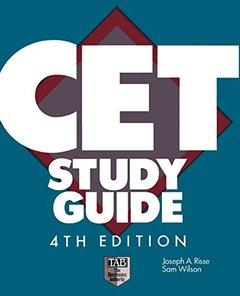 CET Study Guide, 4/e (Paperback)