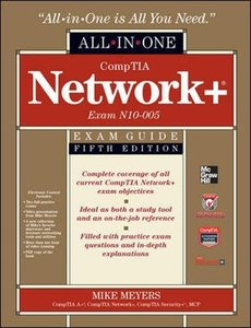 CompTIA Network+ Certification All-in-One Exam Guide, 5/e (Exam N10-005) (Hardcover)-cover