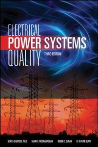 Electrical Power Systems Quality, 3/e (Hardcover)-cover
