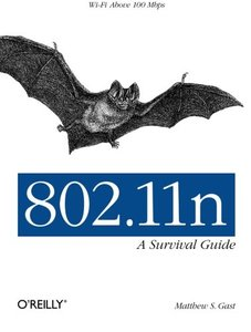 802.11n: A Survival Guide (Paperback)-cover