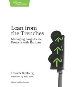 Lean from the Trenches: Managing Large-Scale Projects with Kanban (Paperback)-cover