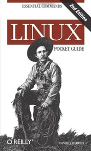 Linux Pocket Guide, 2/e (Paperback)-cover
