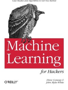 Machine Learning for Hackers (Paperback)-cover