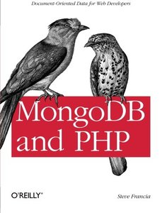 MongoDB and PHP (Paperback)-cover