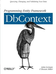 Programming Entity Framework: DbContext (Paperback)-cover