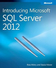 Introducing Microsoft SQL Server 2012 (Paperback)-cover