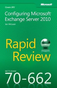 MCTS 70-662 Rapid Review: Configuring Microsoft Exchange Server 2010 (Paperback)-cover