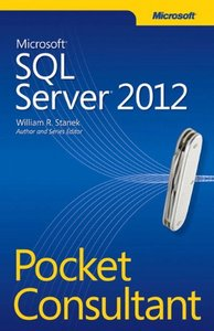 Microsoft SQL Server 2012 Pocket Consultant (Paperback)-cover