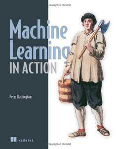 Machine Learning in Action (Paperback)-cover