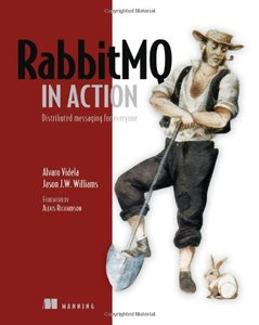 RabbitMQ in Action: Distributed Messaging for Everyone (Paperback)-cover