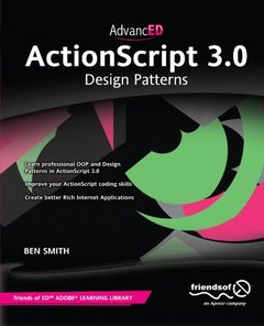 AdvancED ActionScript 3.0: Design Patterns (Paperback)-cover