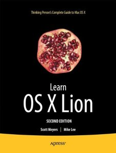 Learn OS X Lion, 2/e (Paperback)-cover