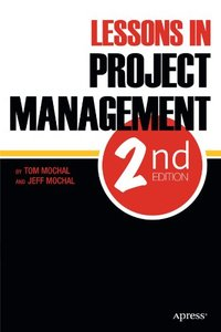 Lessons in Project Management, 2/e (Paperback)-cover