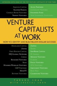Venture Capitalists at Work: How VCs Identify and Build Billion-Dollar Successes (Paperback)-cover