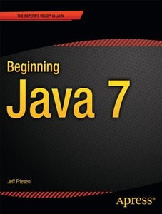 Beginning Java 7 (Paperback)-cover