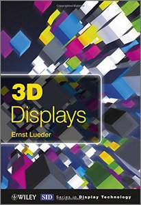 3D Displays (Hardcover)-cover