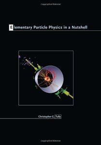 Elementary Particle Physics in a Nutshell (Hardcover)-cover