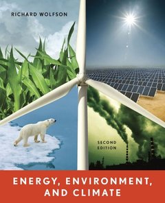 Energy, Environment, and Climate, 2/e (Paperback)-cover