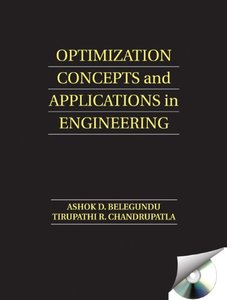 Optimization Concepts and Applications in Engineering, 2/e (Hardcover)